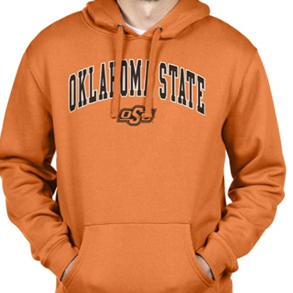 Oklahoma State Cowboys Men's Pullover Hoodie Shirt